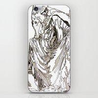 The Body iPhone & iPod Skin