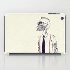 The Gentleman becomes a Hipster  iPad Case