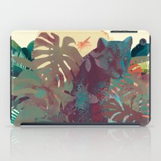 Panther Square iPad Case