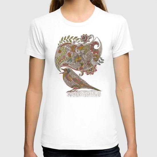 Random Talking T-shirt