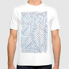 Markings 2 Mens Fitted Tee SMALL White