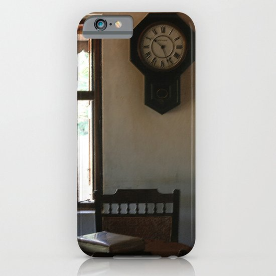 Like old times iPhone & iPod Case