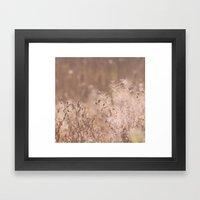 Dream whisperer Framed Art Print
