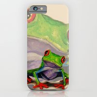 Mr. Ribbit iPhone 6 Slim Case
