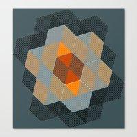 Tiling I Canvas Print