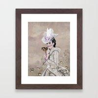 The Chattel Framed Art Print
