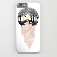 iPhone & iPod Case featuring Through Darkness into the Light by samalope