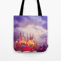 Candy Factory Tote Bag