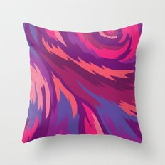 New Moon Throw Pillow