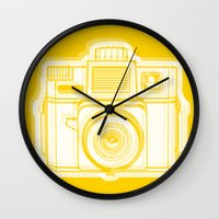 I Still Shoot Film Holga… Wall Clock