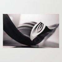 Paper Sculpture #1 Rug