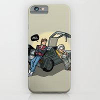 iPhone & iPod Case featuring Blast from the past by Adrien ADN Noterdaem