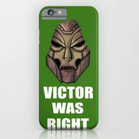 Victor Was Right iPhone 6 Slim Case