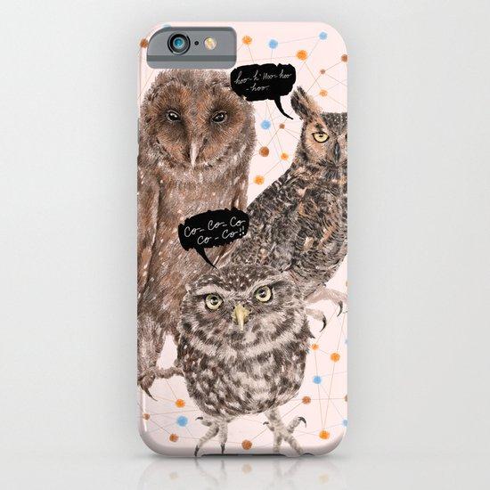 h'Hoo-hoo iPhone & iPod Case