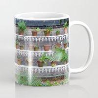 Pots and plants Mug