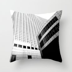 Meeting Corner II Throw Pillow