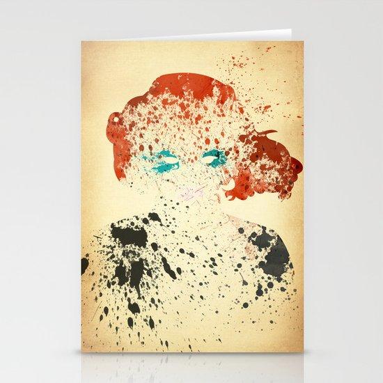 Natalia Stationery Card