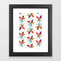 Spark - By SewMoni Framed Art Print