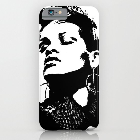 Rihanna. iPhone & iPod Case