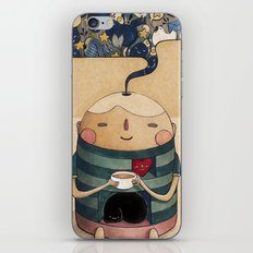 Coffee Break iPhone & iPod Skin