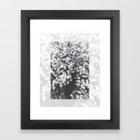 overlay Framed Art Print