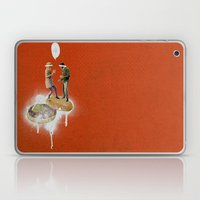 Danse Sale   Collage Laptop & iPad Skin