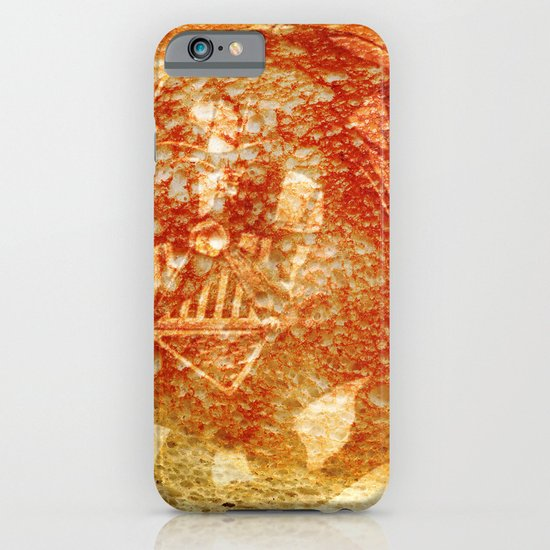 Darth Vader toast iPhone & iPod Case