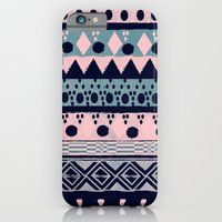 PASTEL NORDIC TRIBAL II iPhone 6 Slim Case