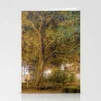 Johnson Square Stationery Cards