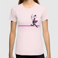 The Greatest Show On Earth Womens Fitted Tee Light Pink SMALL