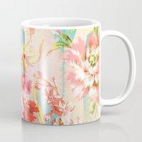 hide and seek floral Mug