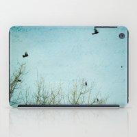 Letters of Flight iPad Case