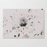 party flower Canvas Print