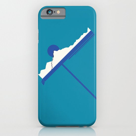Mount Everest iPhone & iPod Case