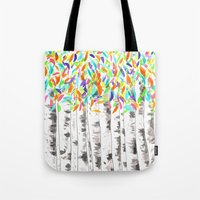 British Beeches Tote Bag