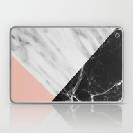 Marble Collage Laptop & iPad Skin