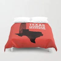 Texas Chainsaw Massacre Duvet Cover