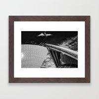 Sydney Opera House Framed Art Print