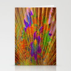 radiant colors Stationery Cards