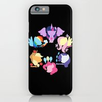 iPhone & iPod Case featuring Mane six 2 by Barbara