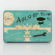 Airship Repair Kit iPad Case