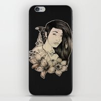 Plague Witch iPhone & iPod Skin