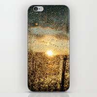 Sunset Dews iPhone & iPod Skin