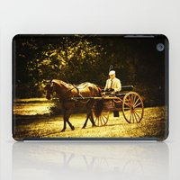 A Gentleman's Ride iPad Case