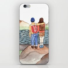 Adventure Buddy iPhone & iPod Skin