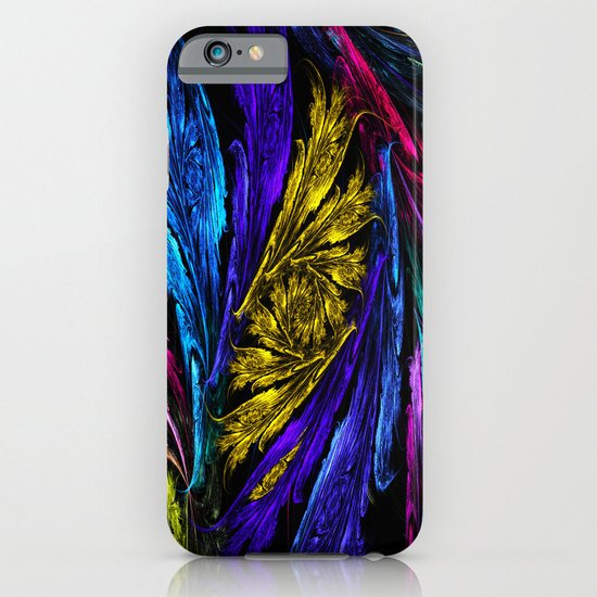 Flower - perhaps too colorful... iPhone & iPod Case