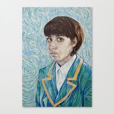 Vincent and Me Canvas Print