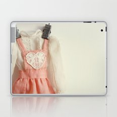 Doll Closet Series - Heart Dress Laptop & iPad Skin