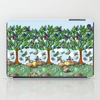 Flutterby Tree iPad Case