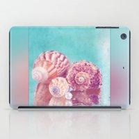 Seashell Group iPad Case